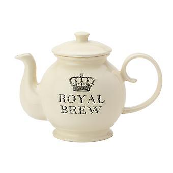 English Tableware Co. Majestic Teapot, Royal Brew