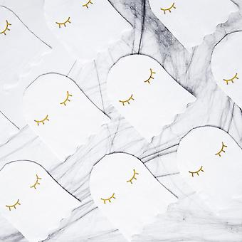 Ghost Halloween Paper Party Napkins x 20