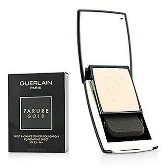 Parure Gold Rejuvenating Gold Radiance Powder Foundation SPF 15 - # 00 Beige 10g or 0.35oz
