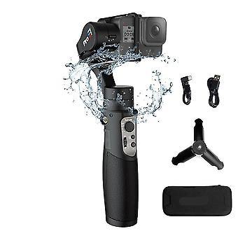 Pro 3 3-axis Splash Proof Handheld Gimble For Action Camera