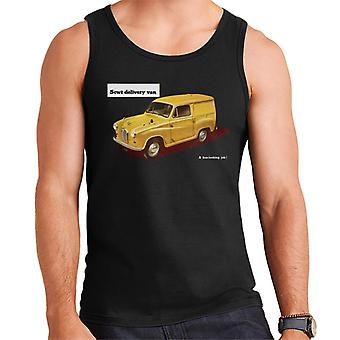 Austin 5cwt Delivery Van British Motor Heritage Men's Vest