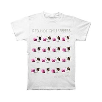 Red Hot Chili Peppers Yksi päivä kerrallaan T-paita