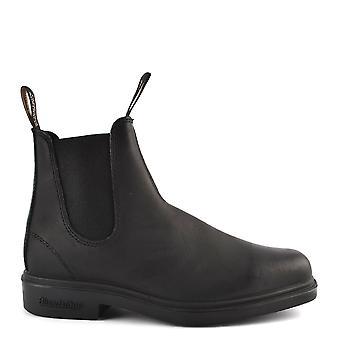 Blundstone 063 Dress Boots Voltan Black Premium Leather