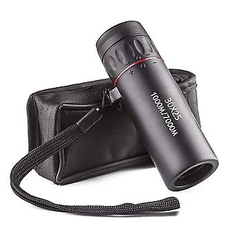 Monocular Telescope, Mini Portable, Military Zoom, 10x-scope For Hunting