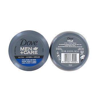 Dove Men + Care Ultra Hydra Cream 75ml for Face, Hands and Body