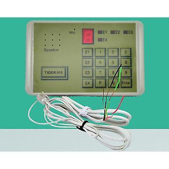 911-téléphone Dialer Tool, Entrée No-signal & Voltage Gsm, Système d'alarme