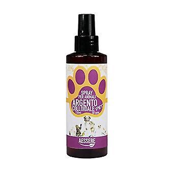 Colloidal Silver Pet Spray 50 Ppm Geen