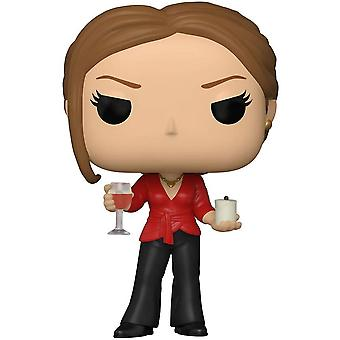 The Office Jan with Wine & Candle Pop! Vinyl