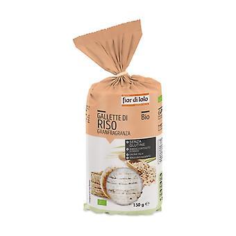 Granfragranza brown rice cakes 150 g
