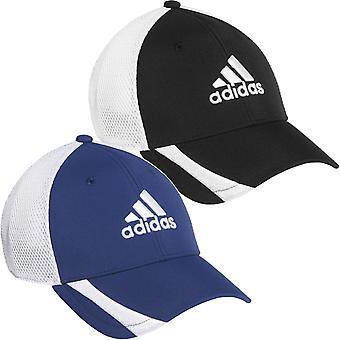 adidas Performance Mens Tour Radar Golf Sports Fitted Mesh Baseball Cap Hat