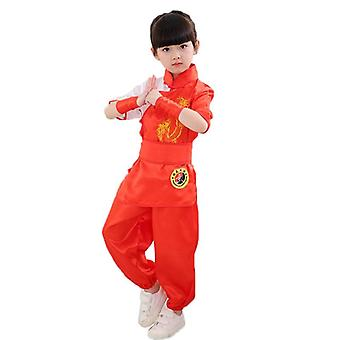 Costume traditionnel chinois de Kung Fu d'uniforme d'arts martiaux de Wushu