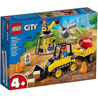 LEGO 60252 konstruksjon bulldoser