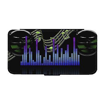 Music Spectrum iPhone 12 Mini Wallet Case