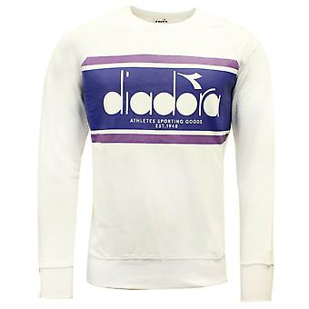 Diadora Sportswear Mens Crew Spectra Moletom Jumper 502.173795 C7321 A49A