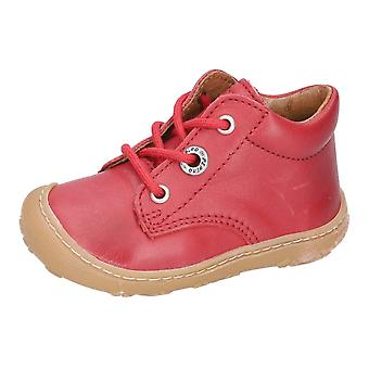 RICOSTA Laced Small Boot Red