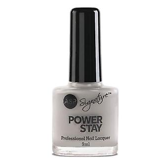 ASP Power Stay Professional Nail Lacquer - Dove