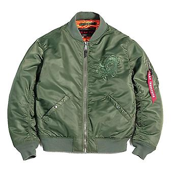 Flight Jacket Spring, Autumn, Men Thin, Air Force Baseball Coat, Outwear