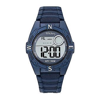Tekday 654701 men's watch
