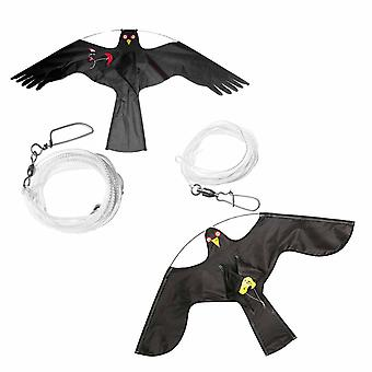 Bird Scarcer Emulation Flying Hawk Drive Bird Kite