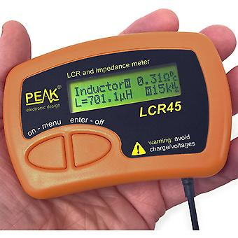 Peak LCR45 LCR Meter With Impedance Measurement