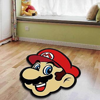 Bedroom Large Super Mario Round Carpet Floor, Room, Chair Pad Mat