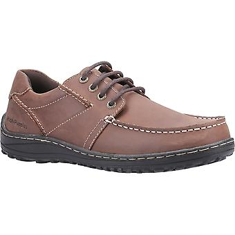 Hush Puppies Mens Theo Lace Casual Shoes