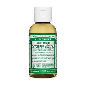 Almond Liquid Soap (Savon Liquide Amande) 60 ml