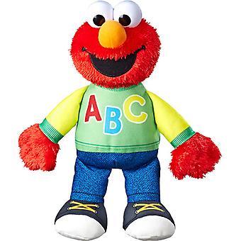 Sesame Street Singing Abc Elmo Plush USA import