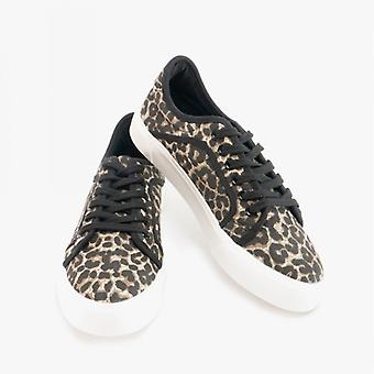 Rocket Dog Esme Tampa Ladies Casual Trainers Animal
