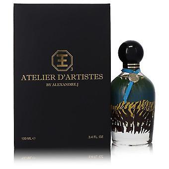 Atelier D'artistes E 3 Eau De Parfum Spray (Unisex) By Alexandre J 3.4 oz Eau De Parfum Spray