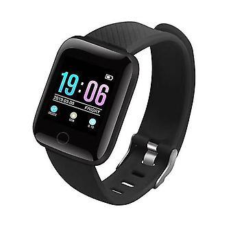Relógio inteligente, banda, medição da pressão arterial, rastreador de fitness impermeável,