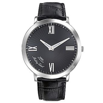 Mathey Tissot Men's Darius Black Dial Watch - H7915AVN
