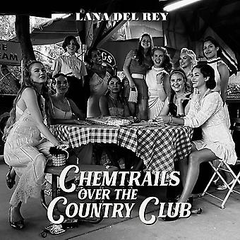 Del Rey,Lana - Chemtrails Över Country Club [Vinyl] USA import