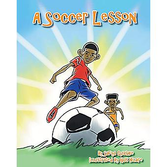 A Soccer Lesson by Safiya Quashie - 9781640799288 Book