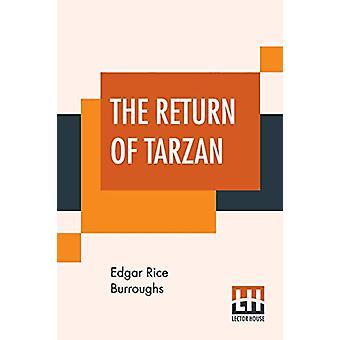 The Return Of Tarzan by Edgar Rice Burroughs - 9789353429065 Book