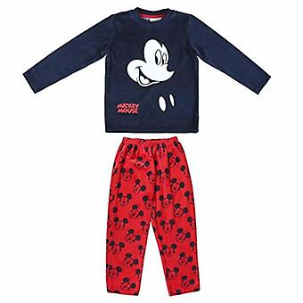 Children's pyjama mickey mouse dark blue top
