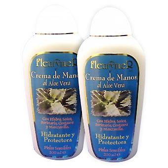 Fleurymer Aloe Hand Cream + Medicinal Plants 200 ml