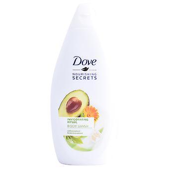 Dove Invigorating Shower Gel Avocado Ritual 500 ml
