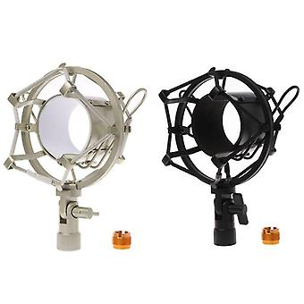 Microphone Shock Mount For 48mm-54mm Diameter Condenser Mic