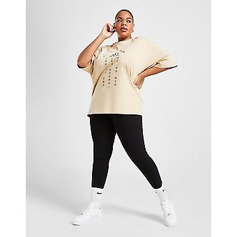 New Supply & Demand Women's Rib Plus Size Leggings from JD Outlet Black