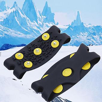 Anti Slip Crampon, Snow Ice Climbing Spikes Gripper Cleats, Shoes Cover