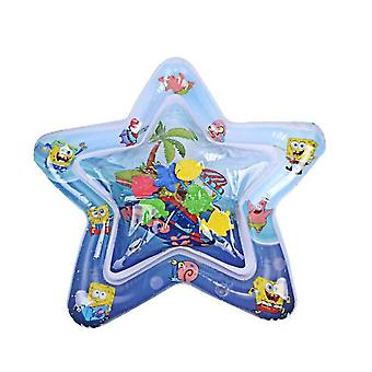 Mat Infant Toy,baby Water Cushion, Baby Toy Inflatable Game,suitable For Baby Activity Game