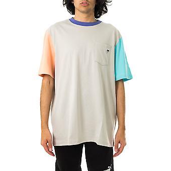 Miesten keskustan tasku t-paita 599777.09 T-paita