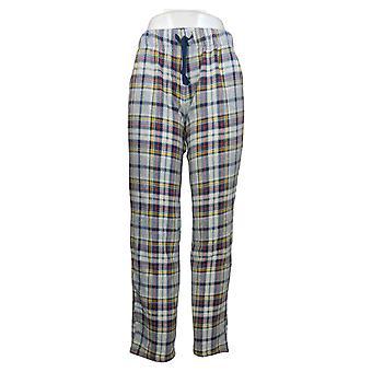 Cuddl Duds Kobiety&s Piżama Spodnie Stretch Fleecewear Szary A371296