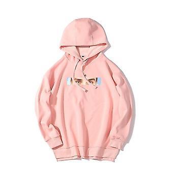 Vêtements de famille, Enfants A4 Yeux Imprimé Hoodie-boys Sweatshirts à capuche