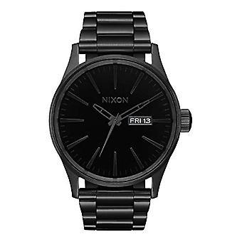 Nixon Unisex Adult Quartz Digital Watch with Stainless Steel Strap A3561147-00(2)