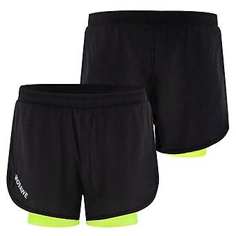 Men 2-in-1 Running Shorts