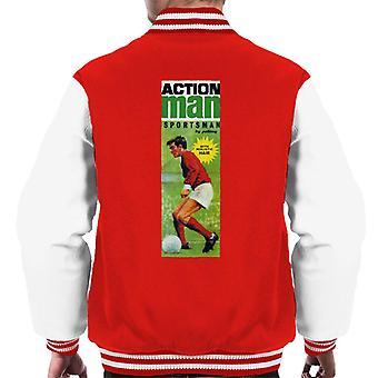 Action Man Sportsman Men's Varsity Jacket