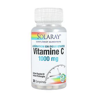 Vitamin C 1000 Mg 30 tablets