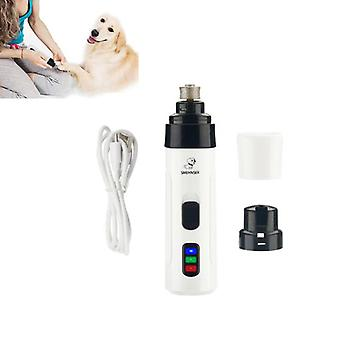 Σκύλος καρφί clipper χαμηλού θορύβου ζώο καλλωπισμό χλοοκοπτικές γάτες καρφί clipper κατοικίδιο νυχιών μύλος